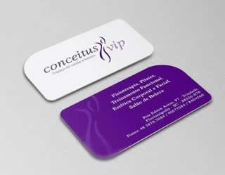 Cartão de Visita Conceitus VIP