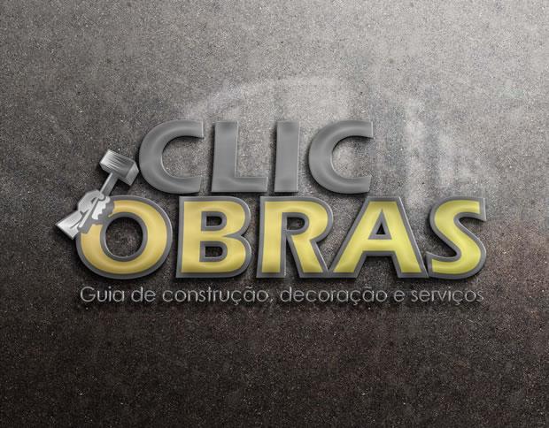 Logo Clic Obras