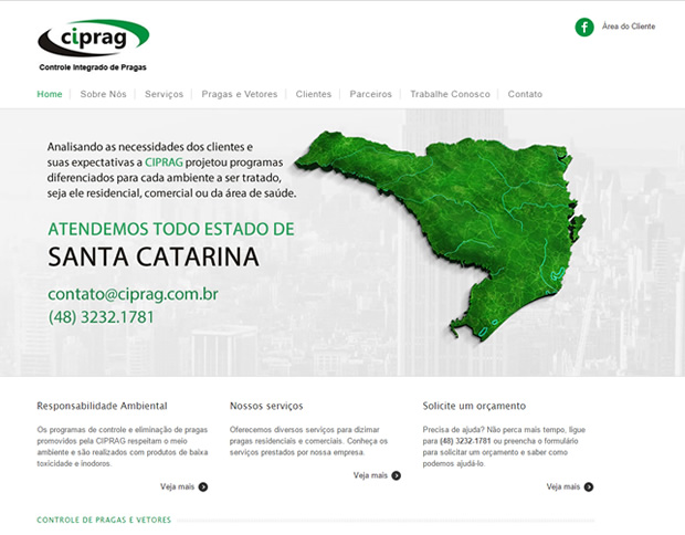 Website CIPRAG