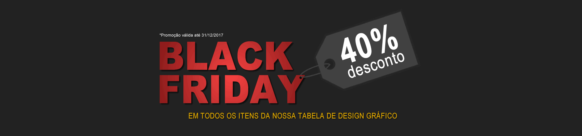 Black Friday Design Gráfico